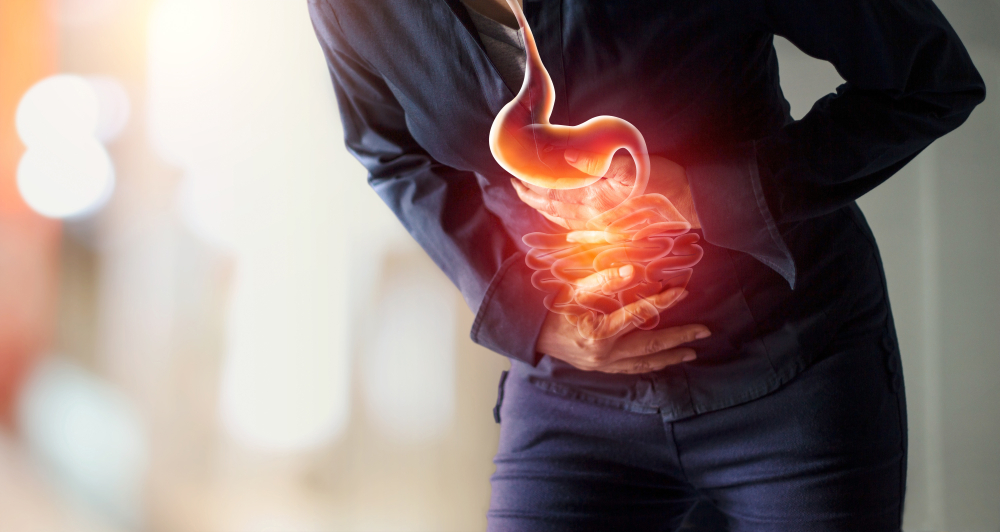 doenças gastrointestinais